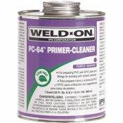 IPS CORPORATION PVC WELD ON PRIMER 1/4 PINT PURPLE