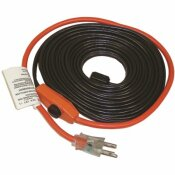 FROST KING 12 FT. ELECTRIC HEAT CABLE KIT