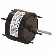 FASCO D540 GENERAL PURPOSE MOTOR, 3.3 IN., 115 VOLTS, 0.6 AMPS, 1/100 AMPS, 1,500 RPM