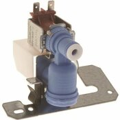 SUPCO REFRIGERATOR WATER VALVE, REPLACES GE WR57X10033