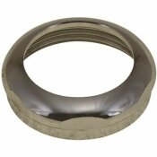 PROPLUS 1-1/2 IN. X 1-1/4 IN. SOLID BRASS SLIP JOINT NUT