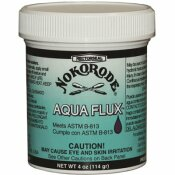 NOT FOR SALE - 560998 - NOKORODE 4 OZ. AQUA FLUX SOLDERING PASTE - NOKORODE PART #: 74047