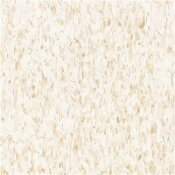 ARMSTRONG IMPERIAL TEXTURE VCT 12 IN. X 12 IN. FORTRESS WHITE STANDARD EXCELON COMMERCIAL VINYL TILE (45 SQ. FT. / CASE)