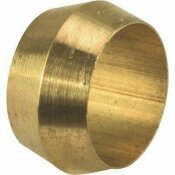 ANDERSON METALS 3/4 IN. BRASS COMPRESSION SLEEVE