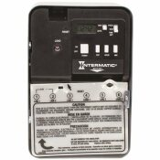 INTERMATIC EH SERIES 30 AMP 120-VOLT SPST 7-DAY INDOOR ELECTRONIC WATER HEATER TIME SWITCH