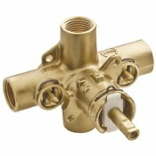 MOEN POSI-TEMP TUB AND SHOWER VALVE IPS BULK
