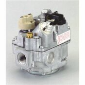 ROBERTSHAW 1/2 IN. INLET 3/4 IN. OUTLET 24-VOLTS UNI-KIT COMBINATION GAS VALVE - ROBERTSHAW PART #: 700-400