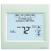 HONEYWELL UNIVERSAL 7, 5-2, 5-1-1 DAY 2-HEAT/3-COOL PROGRAMMABLE THERMOSTAT