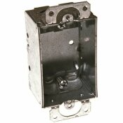 RACO 1-GANG SWITCH ELECTRICAL BOX