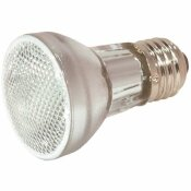SATCO 60-WATT PAR16 FLOOD HALOGEN LIGHT BULB