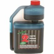 GLASGOW MANFACTURING OIL 2 CYCLE 454 ML/15.4 OZ