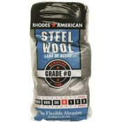 HOMAX #0 12 PAD STEEL WOOL, FINE GRADE