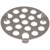 PROPLUS 1-5/8 IN. 3-PRONG DRAIN STRAINER, STAINLESS STEEL