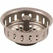 PROPLUS BASKET STRAINER IN STAINLESS STEEL BAGGED
