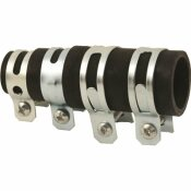 PROPLUS RUBBER GARBAGE DISPOSAL BOOT WITH SLIP PROOF RIDGES 4-CLAMPS - PROPLUS PART #: 83001