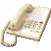 GUESTROOM PHONE HTP CORDED WITH SPEAKER, ASH