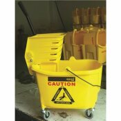 APPEAL 35 QT. MOP BUCKET COMBINATION WITH SIDE PRESS