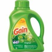 GAIN 50 OZ. ORIGINAL SCENT LIQUID LAUNDRY DETERGENT (32-LOAD)