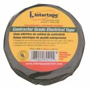 INTERTAPE POLYMER GROUP CONTRACTOR GRADE PROFESSIONAL PVC ALL-WEATHER ELECTRICAL TAPE 3/4 IN. X 22 YD.