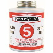 RECTORSEAL 4 OZ. NO.5 PIPE THREAD SEALANT