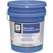 SPARTAN CHEMICAL COMPANY SHINELINE EMULSIFIER PLUS 5 GALLON FRESH SCENT FLOOR FINISH REMOVER - SPARTAN CHEMICAL COMPANY PART #: 008405