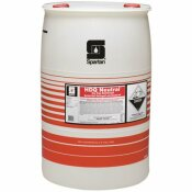 SPARTAN CHEMICAL COMPANY HDQ NEUTRAL 55 GALLON CITRUS SCENT ONE STEP CLEANER/DISINFECTANT - SPARTAN CHEMICAL COMPANY PART #: 120255