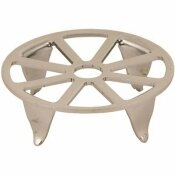 KOHLER SNAP IN STRAINER WITH PRONGS IN CHROME PLATED BRASS
