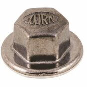 ZURN 4 IN. CAP WITH WASHER FOR Z-1203 CARRIER CAP NUT