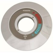 POWERS PROCESS CONTROLS POWERS ESCUTCHEON KIT CHROME FOR 900 SERIES 900-102