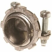 RACO 1/2 IN. NONMETALLIC SHEATHED CABLE CLAMP CONNECTOR - RACO PART #: 2711