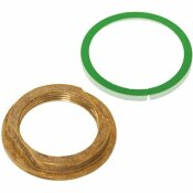 AMERICAN STANDARD TOWN SQUARE FRICTION NUT AND FRICTION RING