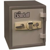 GARDALL GARDALL DATA-MEDIA SAFE S & G ELECTRONIC LOCK